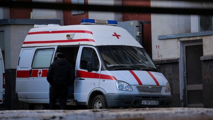 В Уфе госпитализировали врача, который осматривал пациента с подозрением на коронавирус