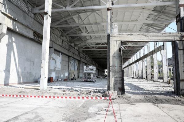 Частично под индустриальные парки переоборудуют уже существующие площади заводов
