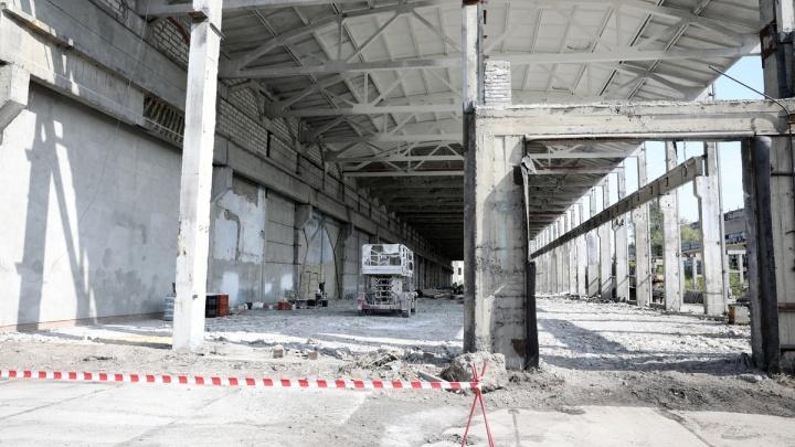 Зауралью из федерального бюджета выделили 1,6 миллиарда рублей на создание индустриальных парков