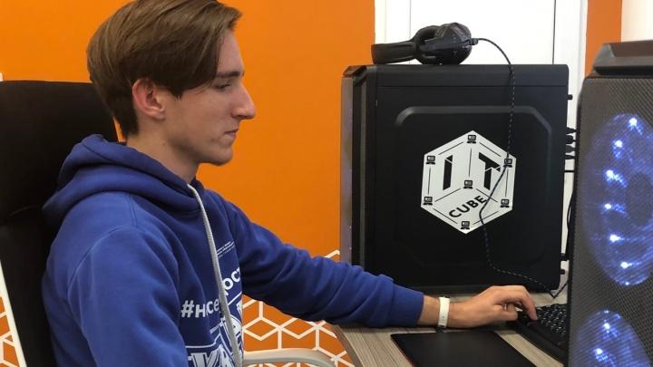 Девятиклассник из Самары создаст приложение с тренировками для мобильного телефона