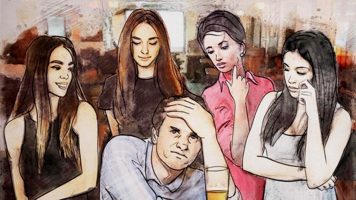 Город самок: почему в Новосибирске дикая конкуренция за мужчин и слишком много красивых незамужних женщин
