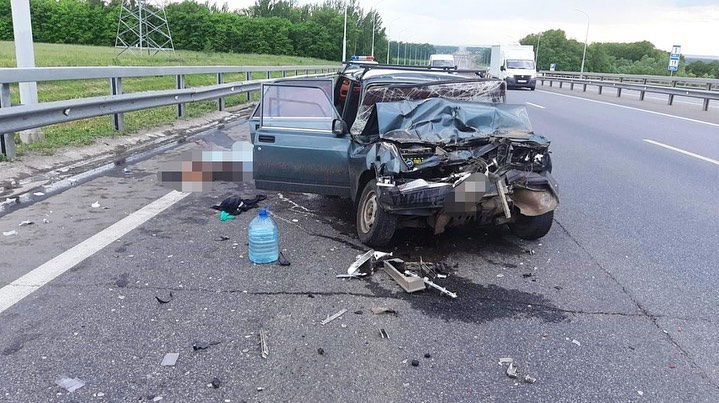В ДТП на трассе в Башкирии погиб 24-летний парень