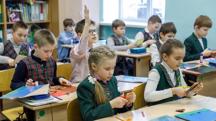 В школах Волгоградской области провели усиленную дезинфекцию и отменили все массовые мероприятия