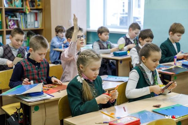 Завтра волгоградские школы будут работать в штатном режиме