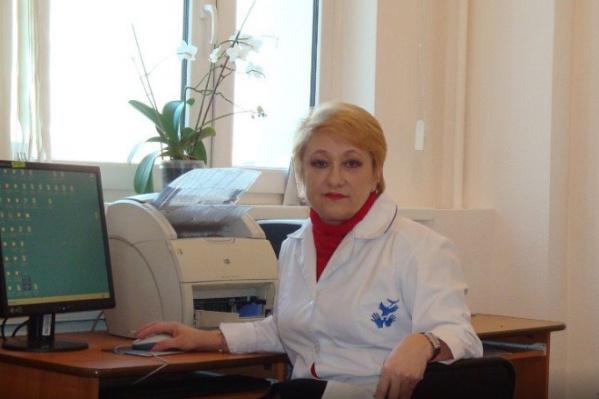 Римма первая решилась рассказать о том, что происходит в больнице