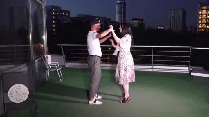 Екатеринбуржец установил рекорд по самому длинному уроку танца в мире