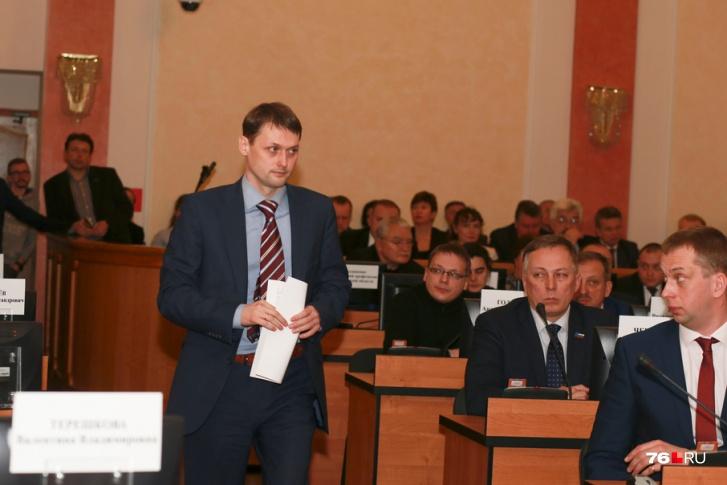 Дмитрий Донсков вышел невиновным из <a href=