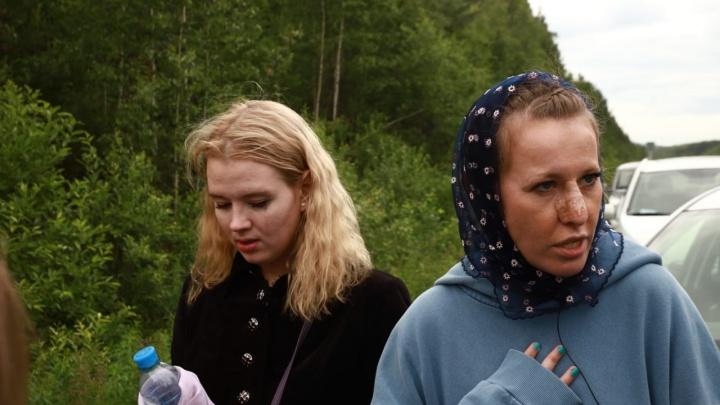 «В Северной Корее было менее страшно»: Ксения Собчак — о нападении в Среднеуральском монастыре