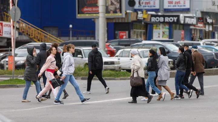 Чиновники составили 209 протоколов на волгоградцев за нарушение изоляции в выходные