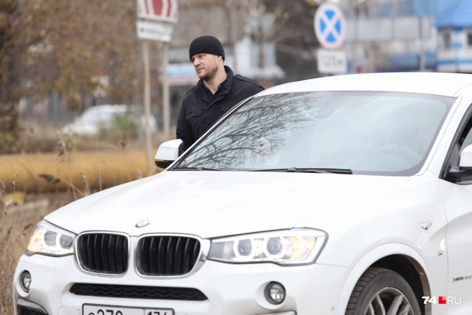 Из шестой колонии Николай Сандаков уехал на BMW