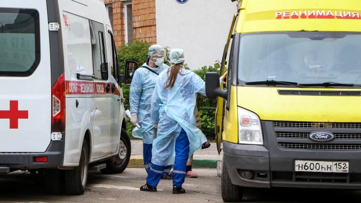 В Нижегородской области очередной антирекорд: коронавирусом заразился 451 человек