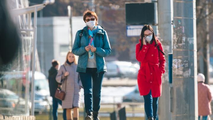 Власти разъяснили, где жителям Самарской области обязательно появляться в масках