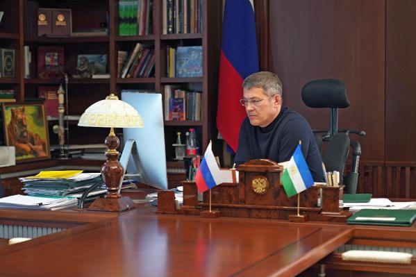 Специалисты представили программу преображения города Радию Хабирову