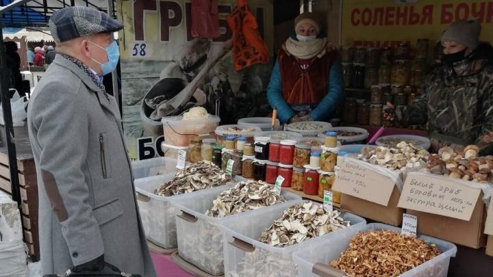 В Самаре сезонные продуктовые ярмарки станут круглогодичными