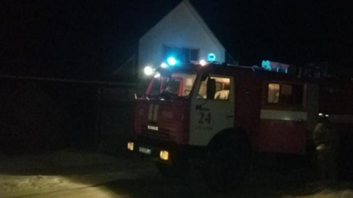 Госкомитет по ЧС назвал предварительную причину пожара в Башкирии, в котором погиб ребёнок