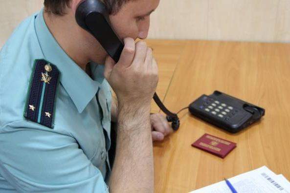В УФССП заверили, что телефон горячей линии будет работать ежедневно