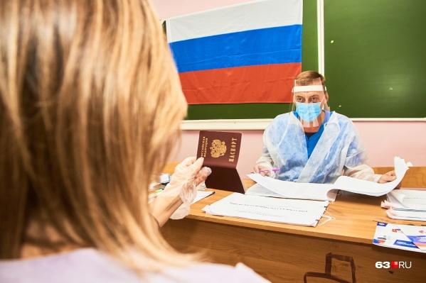 Выборы депутатов проходили с учетом требований Роспотребнадзора