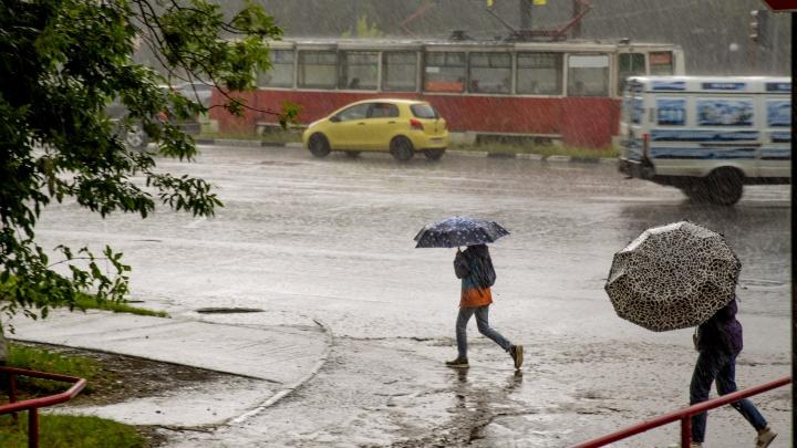 Синоптики переписали прогноз: когда в центре России перестанут лить дожди