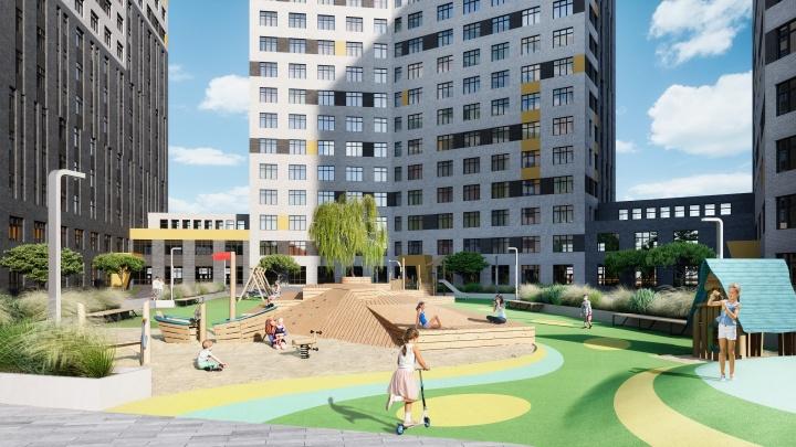 Два новых детских сада откроются рядом с ЖК «Колумб»