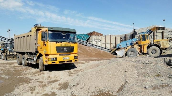 В Минусинске на дорожно-строительном предприятии увеличили производительность труда вдвое