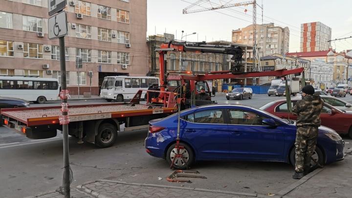 В Ростове с 2021 года вырастет тариф на эвакуацию автомобилей