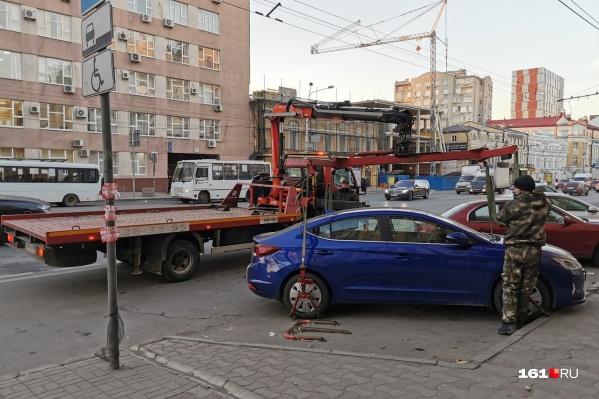 Тарифы на эвакуацию устанавливаются региональными властями