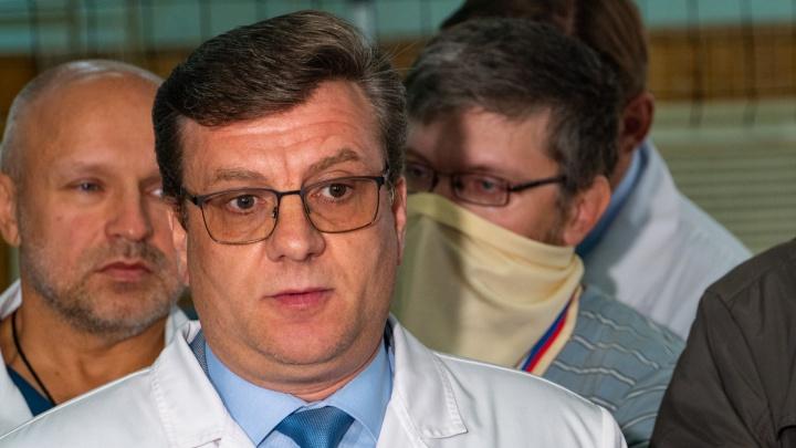 В диссертации главы омского Минздрава Мураховского нашли плагиат