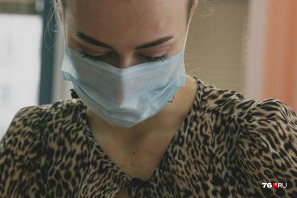 Госпитализированной девушке 21 год