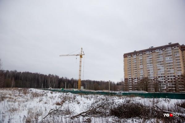 В Ярославле все-таки построят высотку у Павловской рощи