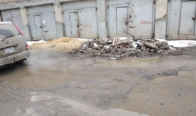«У нас тут крысы размером с кошку»: волгоградка показала зарастающее мусором «гетто»