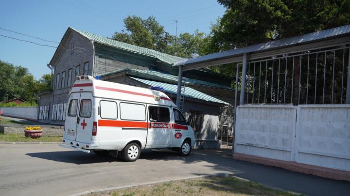 Новый военный госпиталь в Омске начал принимать гражданских с коронавирусом