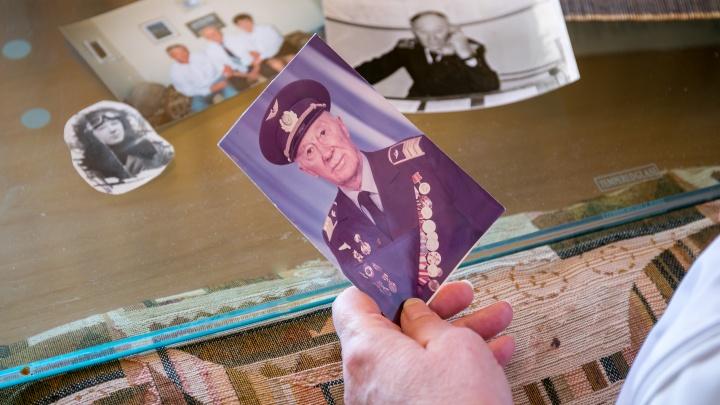 «Отец не говорил на эту тему»: рассказываем историю красноярца, освободившего Бухенвальд