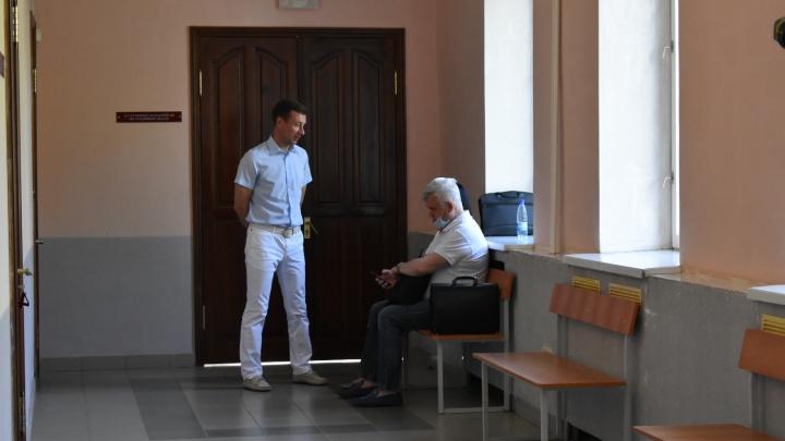 «Мне с этим жить»: очевидец, обнародовавший видео ДТП Андрея Косилова, дал показания в суде