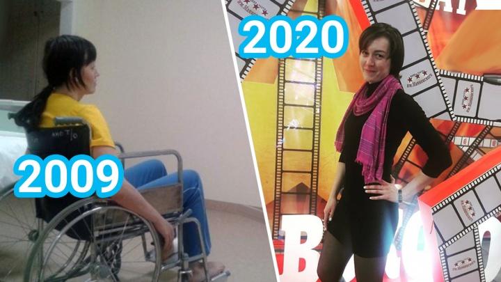 «Ползала до туалета и обратно»: история сибирячки, которая оказалась в инвалидной коляске из-за врачебной ошибки