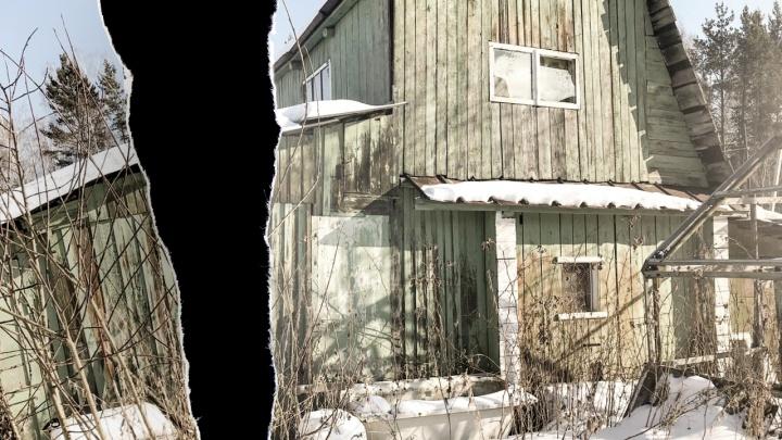 В Екатеринбурге у садоводов «откусили» часть территории ради развязки на Челябинском тракте