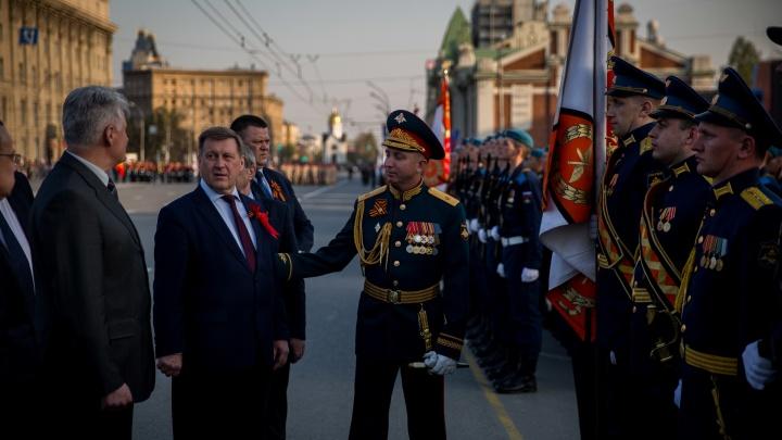 «Это выполнение боевой задачи»: мэр Новосибирска рассказал, отменят ли в этом году празднование 9 Мая
