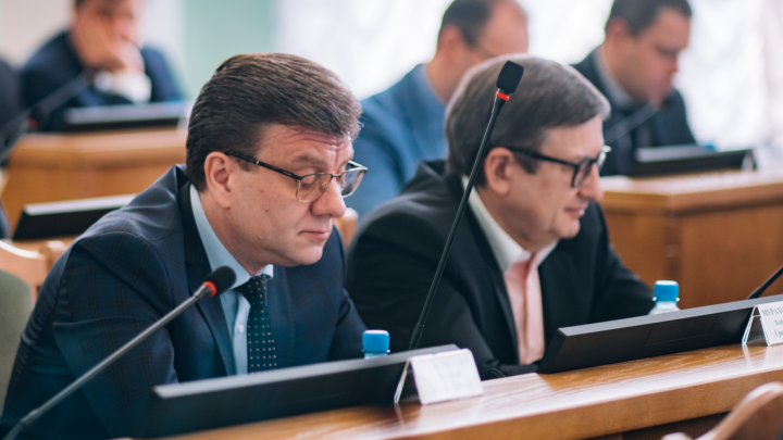 Мураховского планируется лишить депутатских полномочий через три дня