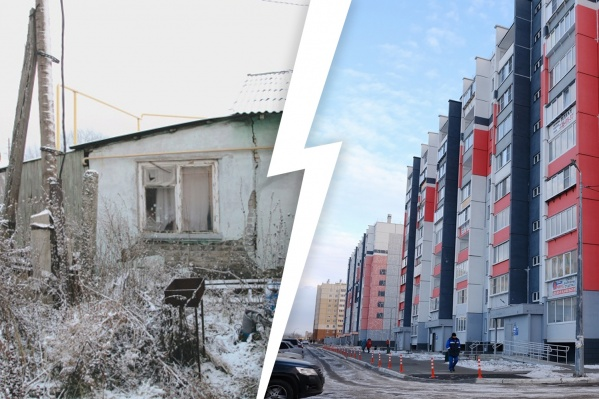 Вместо разваливающегося дома семье предложили квартиру в новостройке