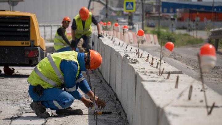 На Урале отремонтировали полсотни километров трасс и два аварийных моста