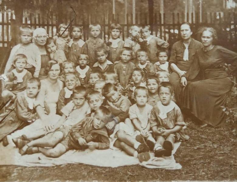 Детский дом в Чувашии