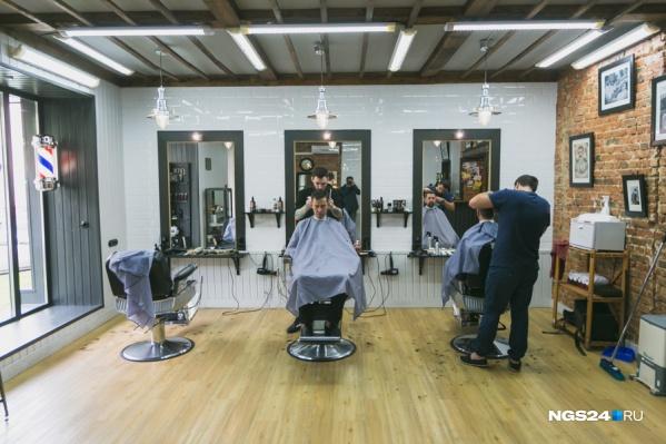 Владельцы парикмахерских и барбершопов давно просили разрешить им работать и обещали принимать все меры безопасности