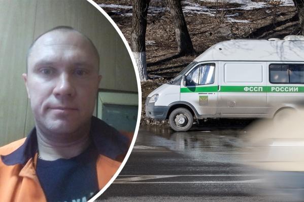 Шесть лет приставы отбирают деньги у жителя Новотроицка, путая его с волгоградским должником