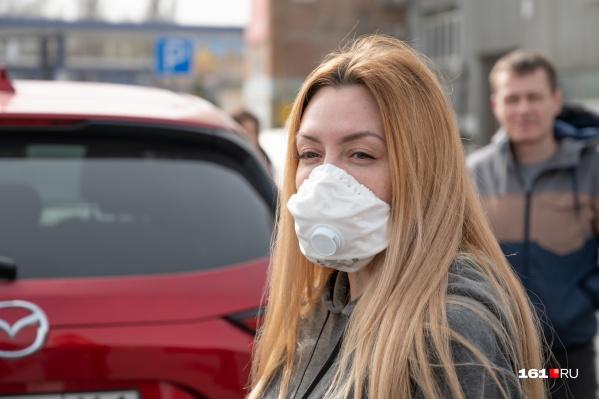 Носить маски в Челябинской области стало обязательным с середины мая и до особого распоряжения