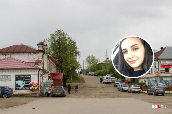 Ирина ушла из дома в Суксуне 9 сентября