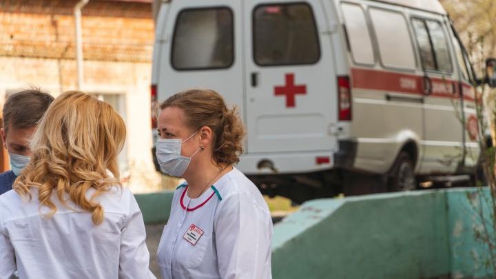 Восемь пациентов ГКБ-11 находятся в критическом состоянии