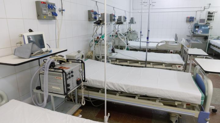 В переполненных госпиталях прибавилось 124 пациента: хроники коронавируса в Волгограде и области