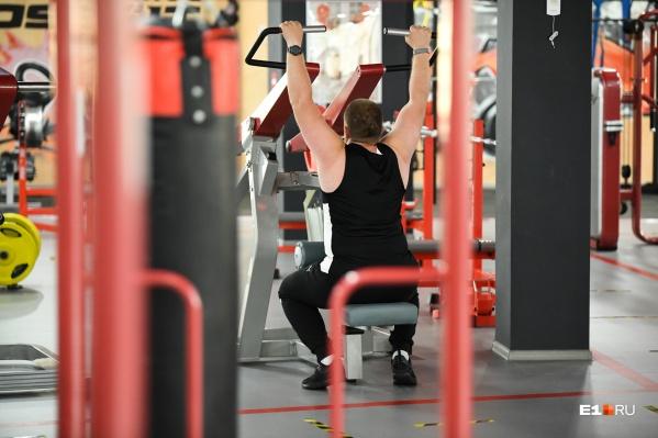 Фитнес-клубам разрешили работать только с 22 июня