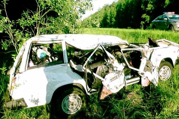 Авария произошла вне населенных пунктов, на 151-м км дороги Нижний Новгород — Киров