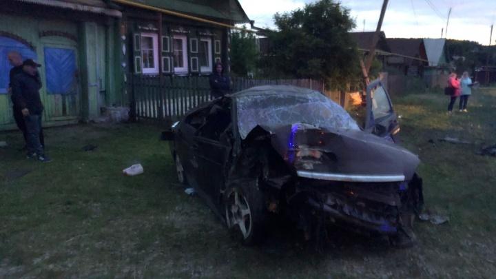 Угробил пассажира, а сам попытался скрыться: под Екатеринбургом лихач на Lada устроил смертельное ДТП