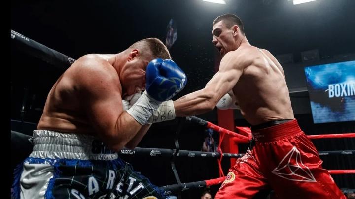 «Не ожидал, что так быстро все закончится»: боксер Тищенко завоевал пояс WBO European вЕкатеринбурге
